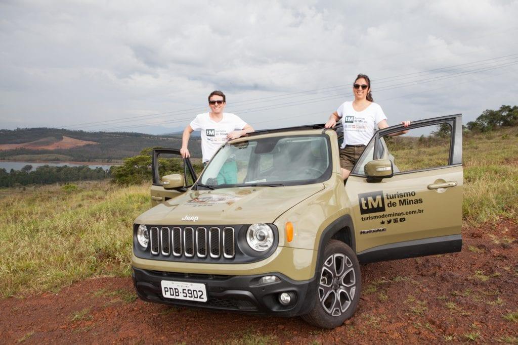 A Expedição Turismo de Minas rodará mais de 4 mil km