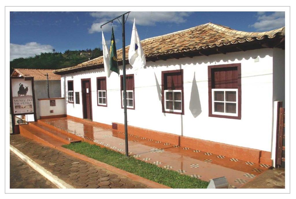 Museu do Tropeiro, em Ipoema | Foto: Sergio Mourão