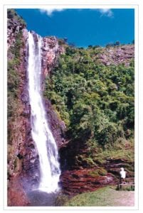 Cachoeira Alta - Ipoema | Foto: Sergio Mourão