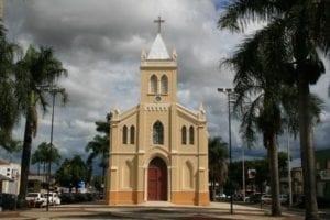Igreja Nossa Senhora do Rosário - Uberlândia