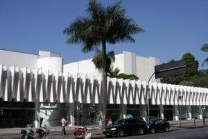 Palácio das Artes - Belo Horizonte - Foto: Marden Couto