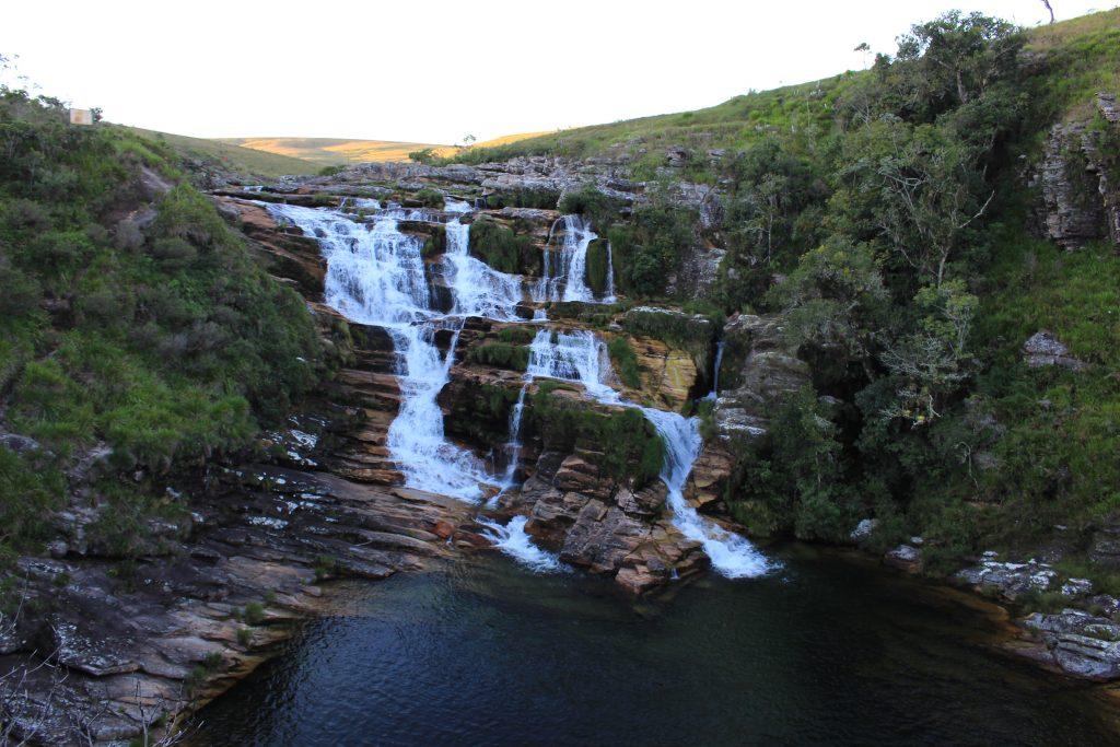 turismo de aventura parque nacional da serra da canastra - credito Marden Couto