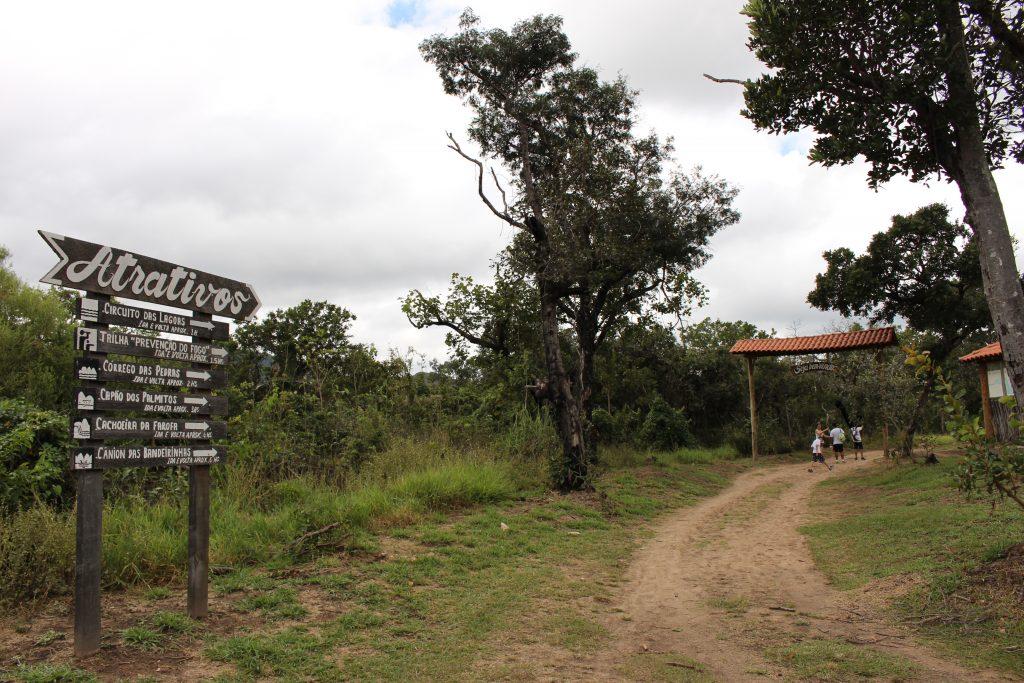 turismo de aventura parque nacional da serra do cipo - credito Marden Couto