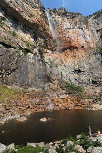 cachoeira tabuleiro - conceição do mato dentro - marden couto