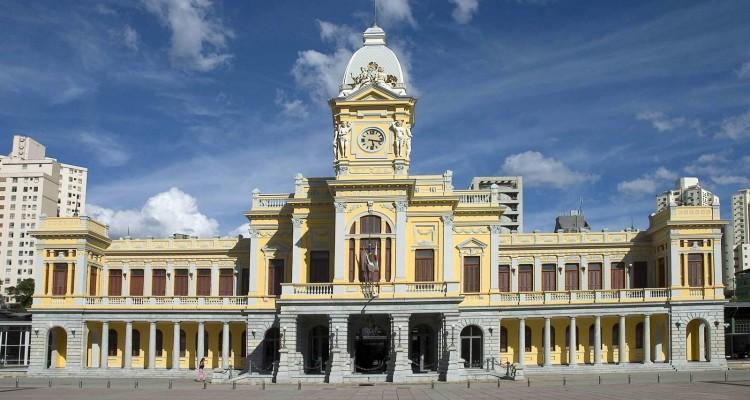 Museu de Artes e Ofícios, na Praça Rui Barbosa | Foto: Marden Couto/Turismo de Minas