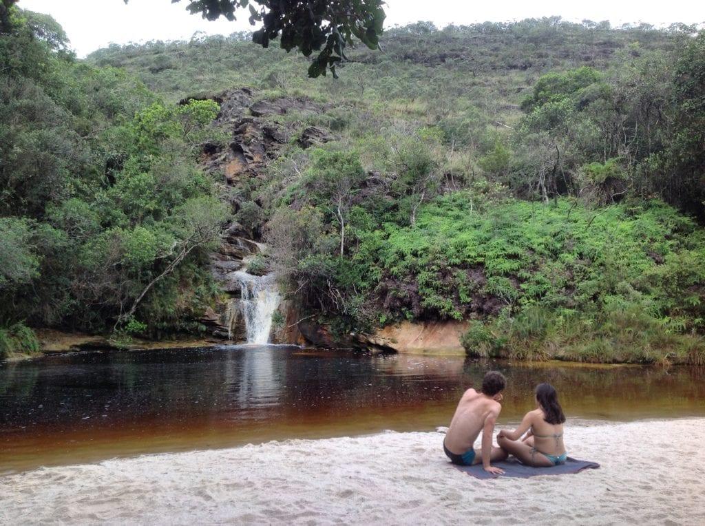 Parque do Ibitipoca, em Lima Duarte | Foto: Marden Couto/Turismo de Minas