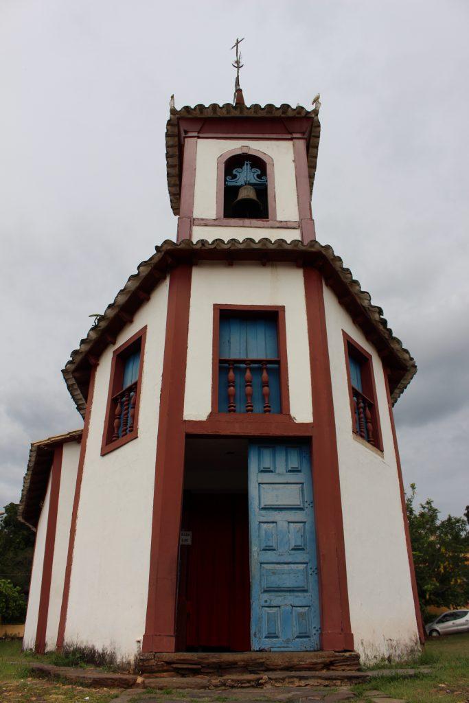 Capela Nossa Senhora do Ó, em Sabará | Foto: Marden Couto/TM