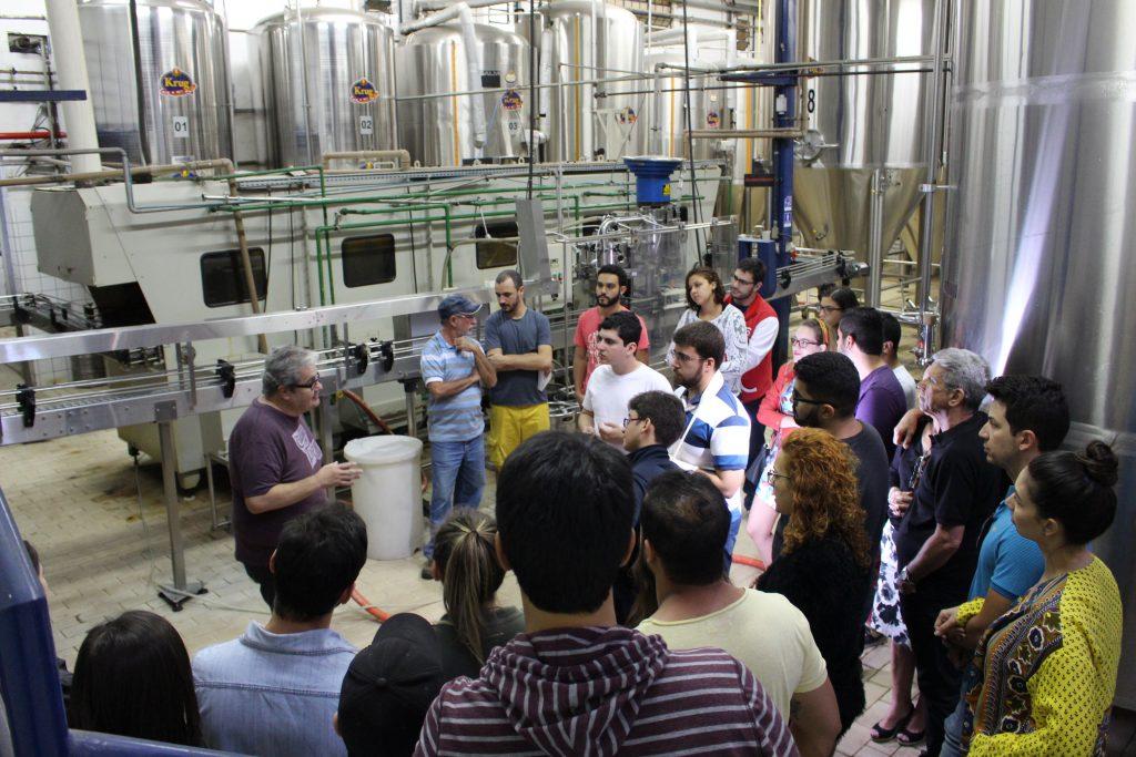 Cervejaria Krug Bier, em Nova Lima | Foto: Marden Couto/Turismo de Minas