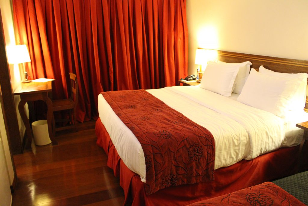 hotel pousada do arcanjo - credito Marden Couto