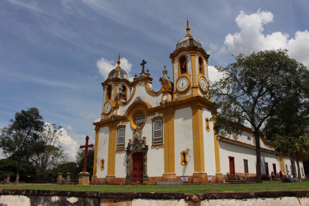 Matriz de Santo Antônio, em Tiradentes | Foto: Marden Couto/TM