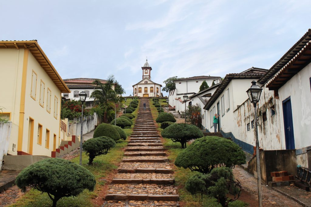 Capela de Santa Rita, no Serro | Foto: Marden Couto/TM