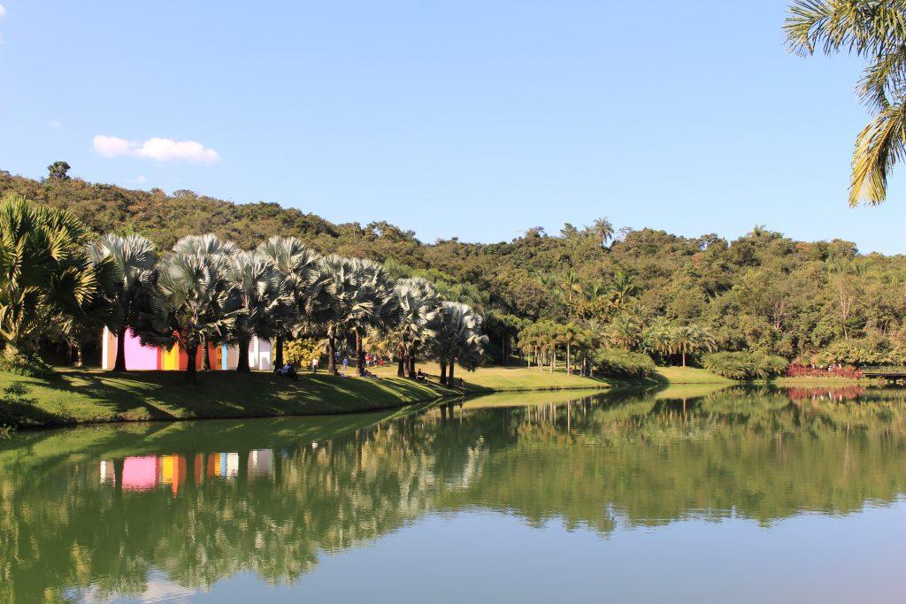Inhotim, em Brumadinho | Foto: Marden Couto / Turismo de Minas