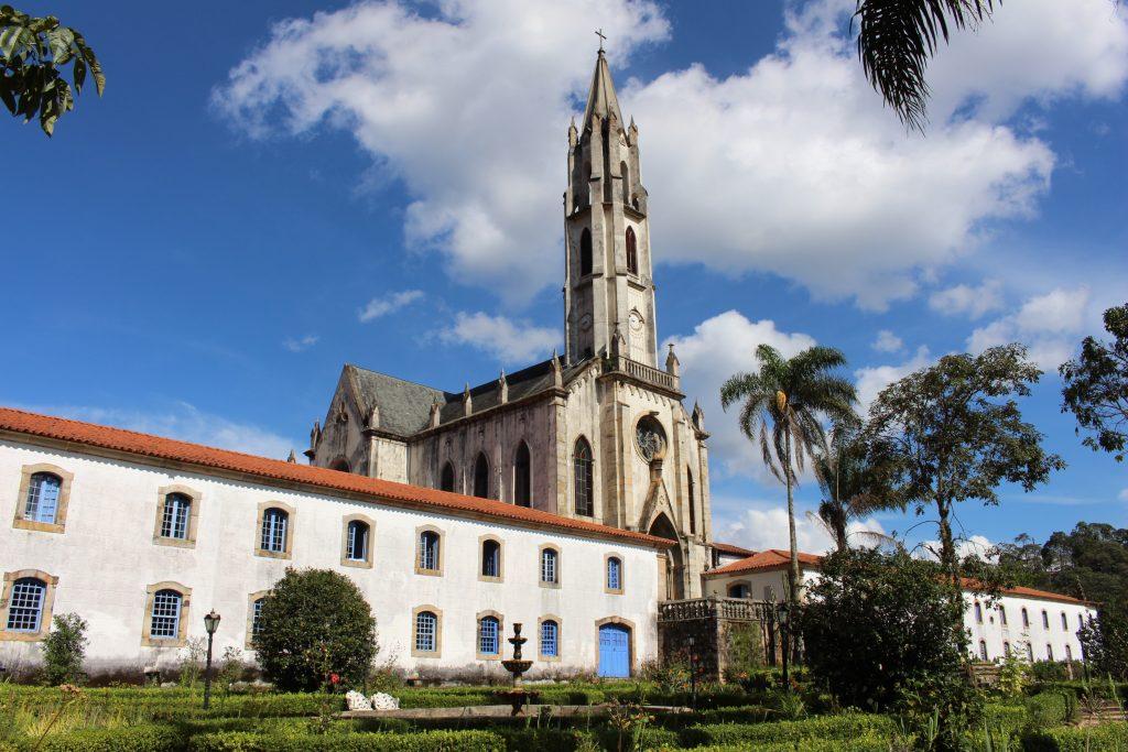 Santuário do Caraça, no Parque Natural do Caraça | Foto: Marden Couto/TM