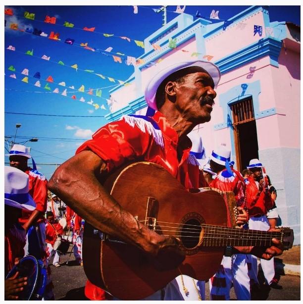 Festa do Reinado, em Itaúna | Foto: Renato Weil