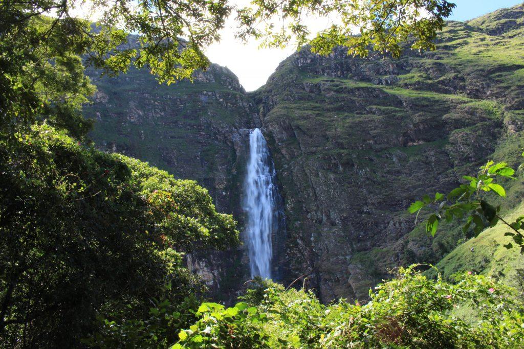 parque serra da canastra parte baixa cachoeira casca d'anta - crédito Marden Couto