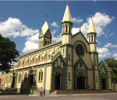 basilica de são geraldo - crédito Marden Couto