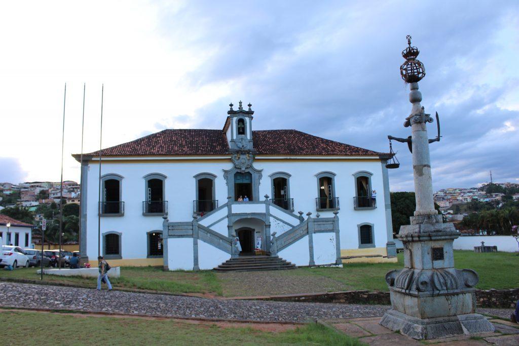 MARIANA - casa de câmera - praça Minas Gerais - credito Marden Couto