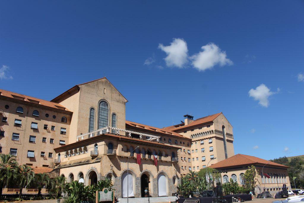 grande hotel e termas araxa - credito Marden Couto