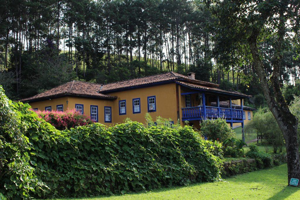 hotel fazenda santa marina - credito Marden Couto