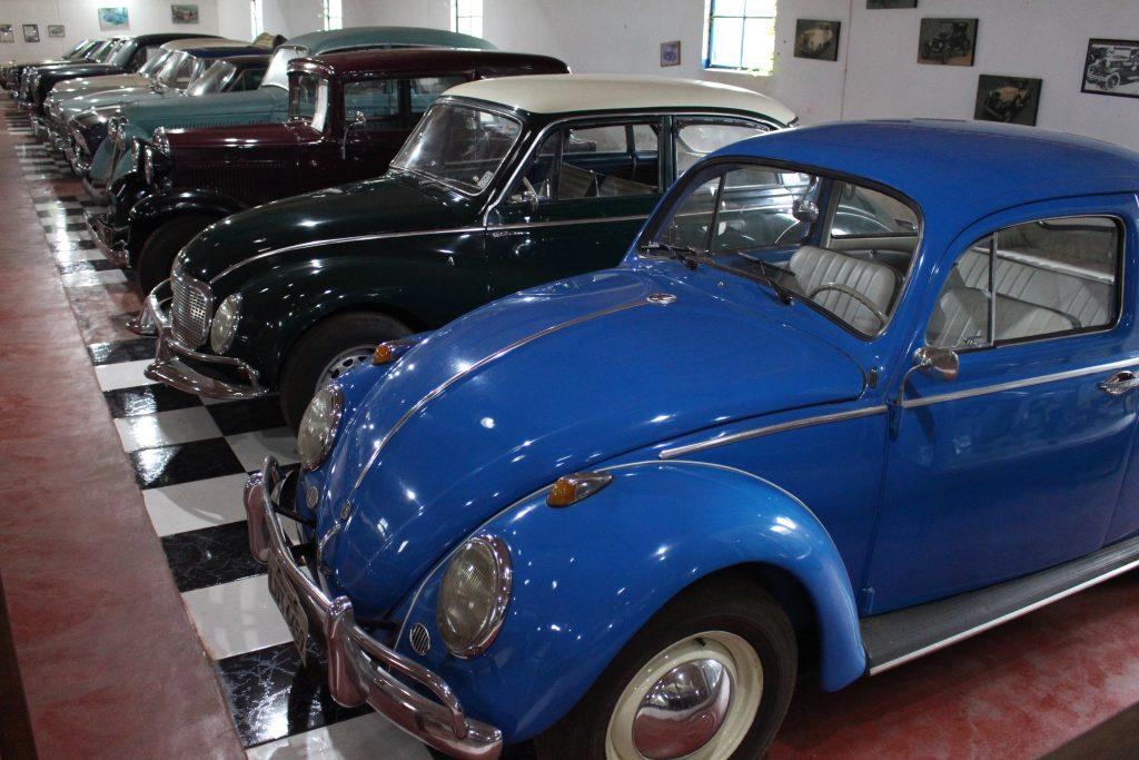 museu do automovel da estrada real - crédito Marden Couto