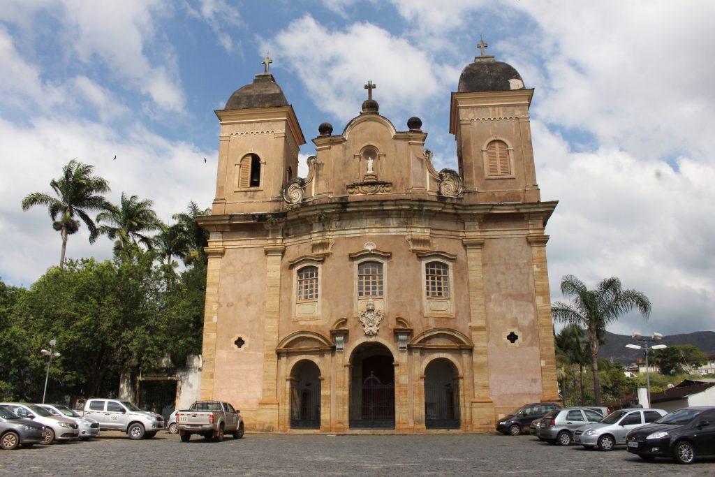 Mariana Basílica de São Pedro dos Clérigos - credito Marden Couto