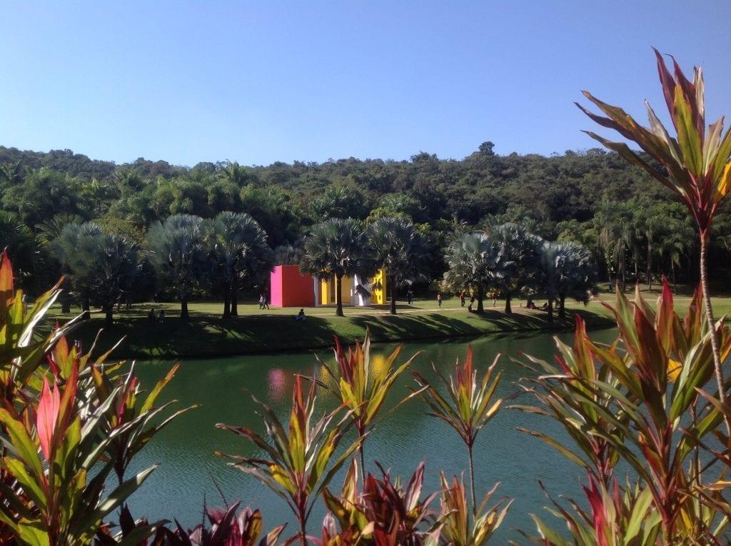 O Inhotim é o local mais conhecido da região, em Brumadinho | Foto: MardenCouto