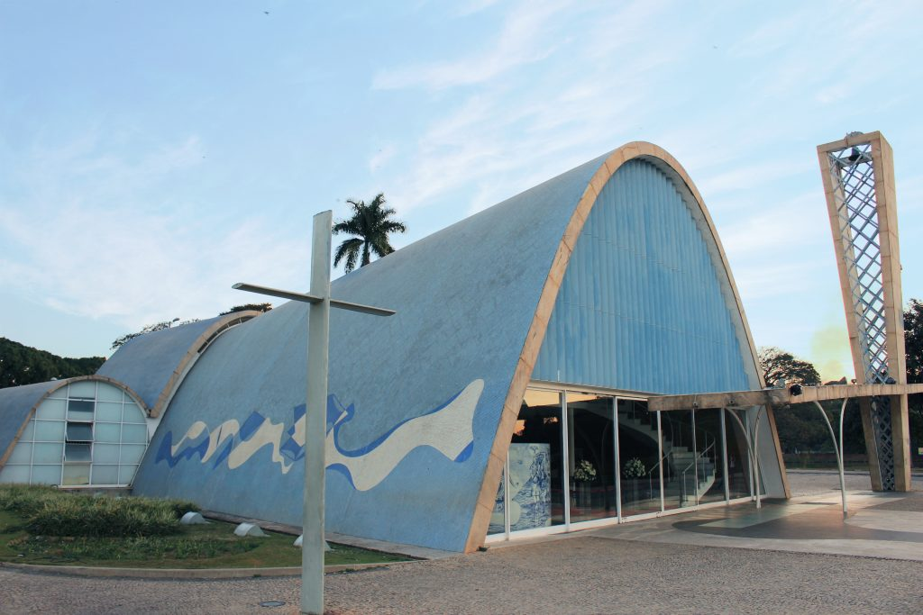 Igreja da Pampulha | Foto: Marden Couto / Turismo de Minas