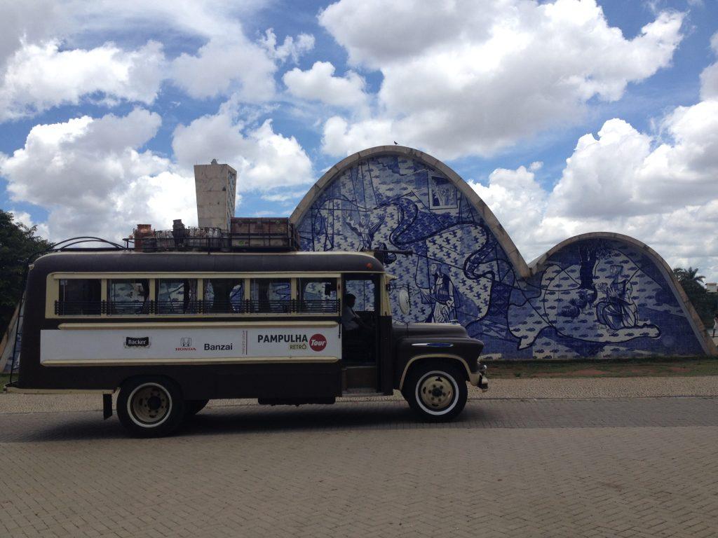 Pampulha Retrô Tour | Foto: Marden Couto / Turismo de Minas