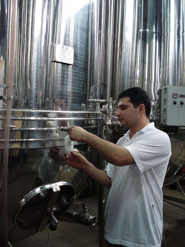 vinicola são geraldo - credito Marden Couto