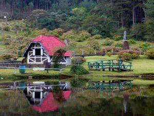 hotel fazenda floresta negra - monte verde