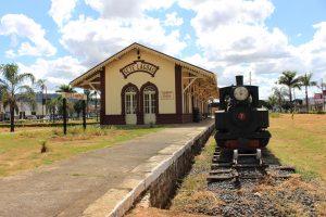 Museu Ferroviário - sete lagoas - credito Marden Couto