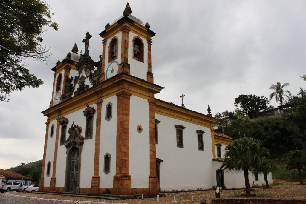 igreja do carmo, em Sabará - credito Marden Couto