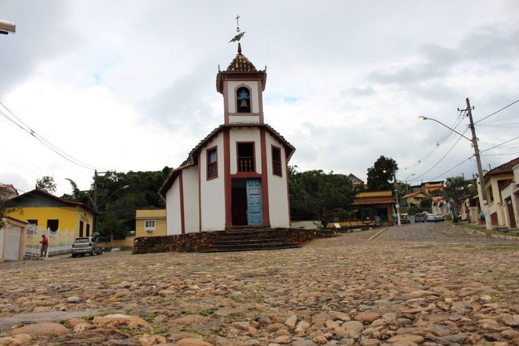 Igreja de Nossa Senhora do Ó - Sabará - credito Marden Couto
