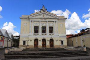 Teatro Municipal de São João del-Rei - marden couto - turismo de minas