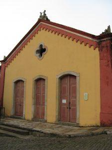 Teatro de Ouro Preto - Foto: Marden Couto/TM