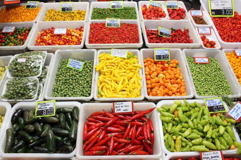 Cores e sabores do Mercado Central de Belo Horizonte | Foto: Marden Couto
