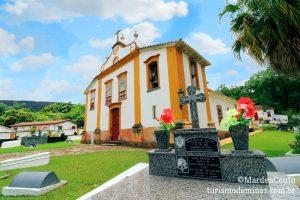 Capela de Nossa Senhora das Mercês - Tiradentes - Credito Marden Couto - Turismo de Minas 2018