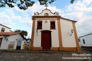 Capela do Bom Jesus da Pobreza - Tiradentes - Credito Marden Couto - Turismo de Minas 2018