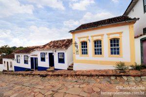 Casario Colonial - Tiradentes - Credito Marden Couto - Turismo de Minas 2018