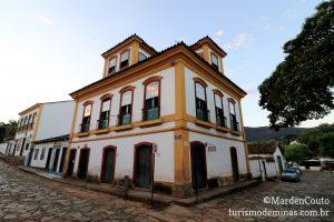 Centro de Atendimento ao Turista - Tiradentes - Credito Marden Couto - Turismo de Minas 2018