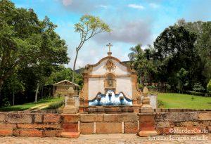 Chafariz de São José - Tiradentes - Credito Marden Couto - Turismo de Minas 2018