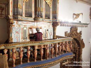 Concerto no Órgão Histórico de Minas Gerais - Tiradentes - Credito Marden Couto - Turismo de Minas 2018