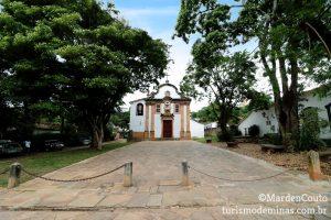 Igreja Nossa Senhora do Rosário dos Pretos - Tiradentes - Credito Marden Couto - Turismo de Minas 2018
