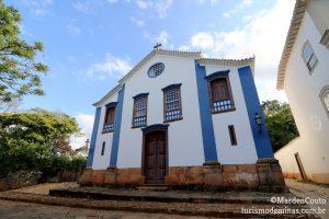 Igreja de São João Evangelista - Tiradentes - Credito Marden Couto - Turismo de Minas 2018