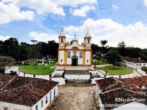 Matriz de Santo Antônio - Tiradentes - Credito Marden Couto - Turismo de Minas 2018
