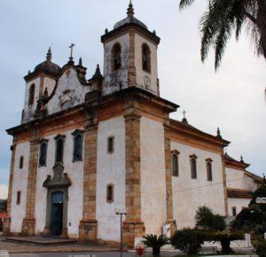 Igreja Matriz Nossa Senhora do Bom Sucesso | Foto: MardenCouto / Turismo de Minas