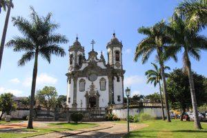 Igreja de São Francisco de Assis - crédito Marden Couto