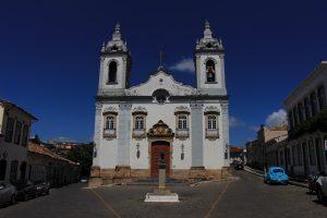 Igreja de Nossa Senhora do Rosário - credito Marden Couto