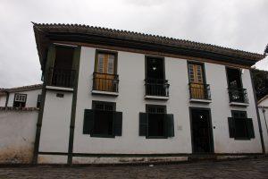 Casa de Chica da Silva - crédito Marden Couto