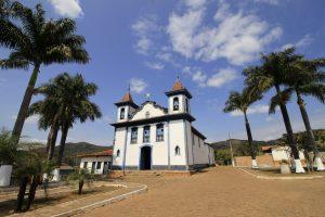 igreja do rosario, cocais - credito Marden Couto